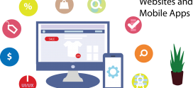 websites and mobile apps
